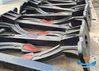 Black Marine Mooring Equipment Stockless Anchor Black Painting Material For Ship