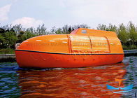 Solas Approval Partially Enclosed FRP Lifesaving Lifeboat